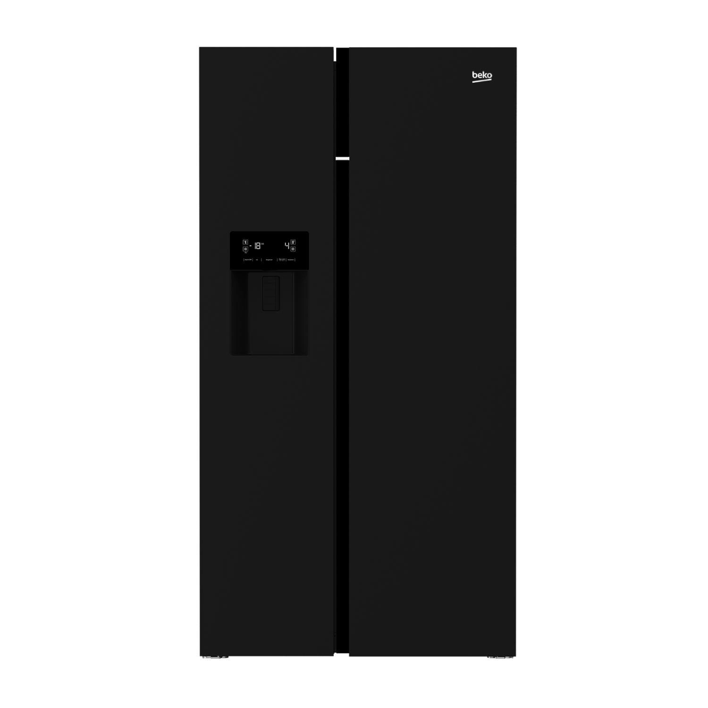 ตู้เย็น Side by side 21.5 คิว Beko รุ่น GN162330ZGB