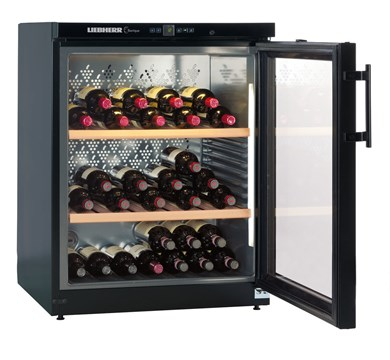 LIEBHERR WINE CHILLER 121L WKb 1712 Barrique