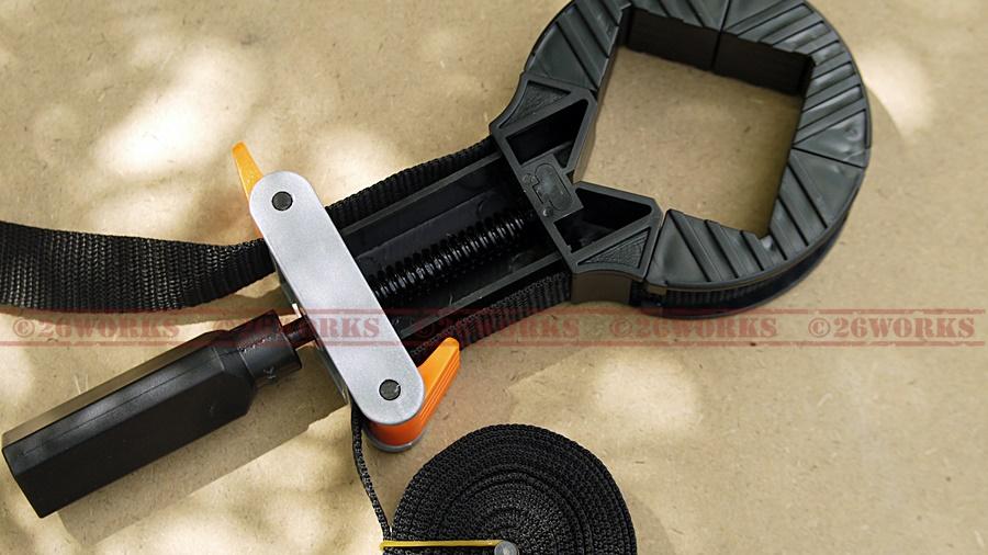Belt clamp รุ่นธรรมดา
