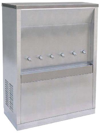 ตู้ทำน้ำเย็นสแตนเลส Maxcool รุ่น MC-6P