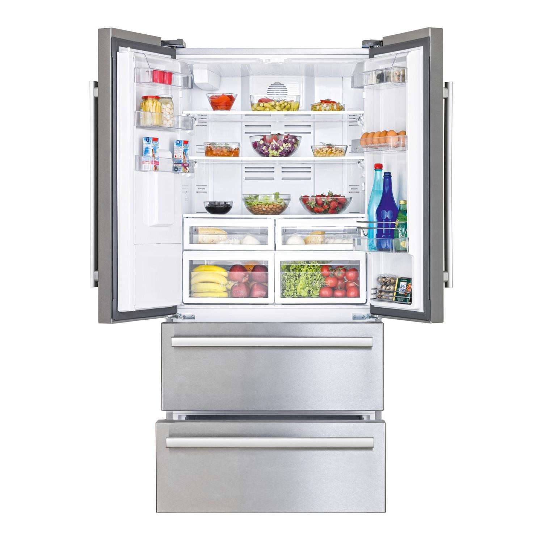 ตู้เย็น 2 ประตู BEKO รุ่น GNE60520DX