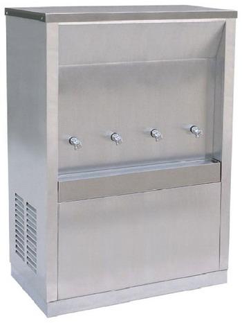 ตู้ทำน้ำเย็นสแตนเลส Maxcool รุ่น MC-4P