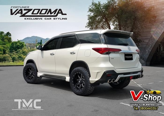ชุดแต่ง New Fortuner VAZOOMA-X