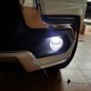 18051 หลอด LED ไฟตัดหมอก New Pajero sport