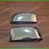 ครอบกระจกมองข้างโครเมี่ยมทรงศูนย์ MU-X สำหรับเครื่อง 2.5 CD