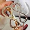 พร้อมส่ง Infinity Diamond Bangle
