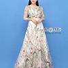 ชุดเดรสเกาหลี พร้อมส่ง Dress ชุดกระโปรงสีขาว