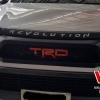 3171 กระจังหน้า TRD Logo แดงใหญ่