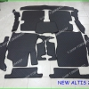 พรมกระดุมแบบเต็มคัน New Altis 2014 พร้อมส่งพัสดุธรรมดา