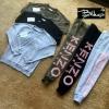 เสื้อผ้าเกาหลี พร้อมส่ง kenzo เสื้อ+กางเกงขายาว เข้ารูป