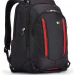 """CASE LOGIC - 15.6"""" Laptop + Tablet Backpack รหัสรุ่น (BPEP-115) สีดำ"""