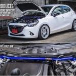ค้ำโช๊คหน้า New Mazda2