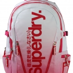 Superdry - Dip Tarp Backpack สีชมพู (Dip Pink)