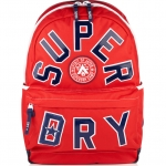 Superdry - Leauge Montana Backpack - สีแดง