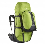 Kathmandu - Interloper gridTECH 70L Backpack + 15 Summit Daypack Green/Graphite สีเขียว เทา