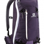 Salomon - Quest 15 ลิตร + ถุงน้ำ 1.5 ลิตร สีม่วง (Purple)