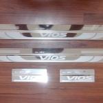 ชายบันไดสแตนเลส New VIOS 2013