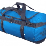 The North Face - Base Camp Duffel size S สีฟ้า