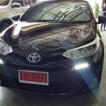 ไฟ DRL ทรงห้าง New Yaris 2017 Up+