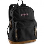 JANSPORT - RIGHT PACK สีดำ (JS-TYP7008)