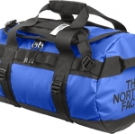 The North Face - Base Camp Duffel size XS สีน้ำเงิน