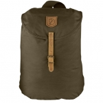 Fjallraven -Greenland Backpack Dark Olive สีเขียวเข้ม