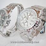 นาฬิกาคุณภาพสำหรับนักธุรกิจเช่นคุณ นาฬิกา Steel business men watch