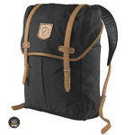 Fjallraven - NO.21 size MEDIUM สีดำ (Black)
