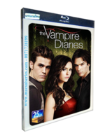 The Vampire Diaries Season 2 Blu-ray 25GB