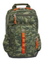 """STM - Trestle Backpack - Laptop upto 14"""" สีลายพรางเขียว (Green Gamo)"""