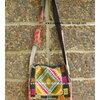 กระเป๋าผ้าชาวเขา HB 359 G / Vintage Gypsy shoulder bag HB 359 G