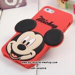 3D Silicone Disney Case New Series for Iphone 5/5s