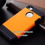 iPhone5S/5 Case Tough Armor  (Tangerine Tango)