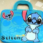 Lilo Stitch  กระเป๋าใส่โน๊ตบุ๊ค 14 นิ้ว