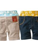 Set B กางเกงเด็ก   ผ้าเนื้อนุ่ม ใส่สบาย  ลายเท่ห์ๆ ใส่ได้ทั้งเด็กชายและเด็กหญิง (เซ็ตละ2ตัว400บาท)