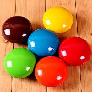 กล่องเหล็ก กลมกลิ้ง สีสัน