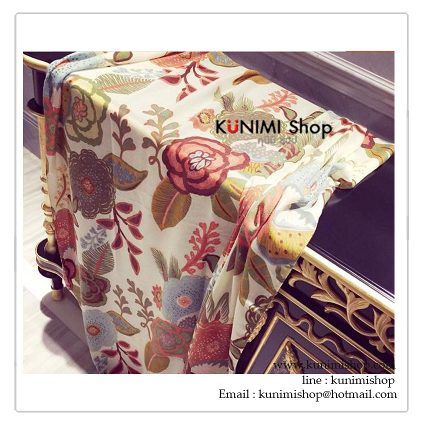 ผ้าพันคอ แฟชั่น พิมพ์ลายสวย สามารถใช้พันคอ คลุมไหล่ สวยดูดี ใช้ได้ทุกโอกาส ขนาด : ยาว 190 กว้าง 110 cm. ผ้า : ฝ้าย